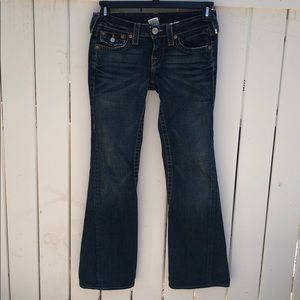 True Religion Flap Pocket Jeans J24